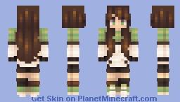 Avocado - RCE Minecraft Skin