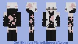 bark - daisy Minecraft Skin