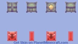 Robo Ball Minecraft Skin