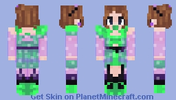 ~-  Galactic Jacket -~  /  /  /  PMC PROM 2021 Minecraft Skin