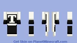 Tea Robes Minecraft Skin