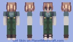 ~+Life Could Be a Dream+~ persona Minecraft Skin