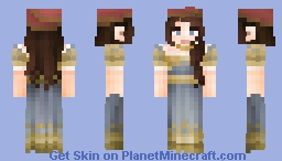 [LotC] Early Regency Royalty Minecraft Skin