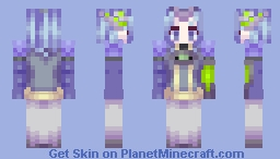 Nath Extension (100% Orange Juice) Minecraft Skin