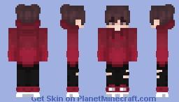 Magenta Eboy Minecraft Skin