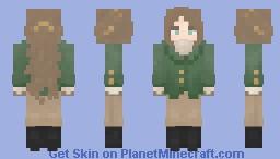 Effie Ferro Minecraft Skin