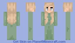 Reinys Seraphim the High Elf (Fixed) Minecraft Skin