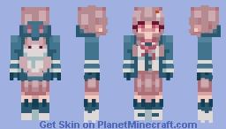 [ chiaki nanami ] - danganronpa Minecraft Skin
