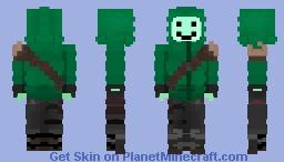 Dream (Fan Art Version) Minecraft Skin