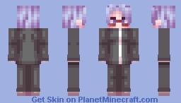 Kyosuke (100% Orange Juice) Minecraft Skin