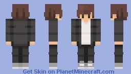 *~Wilbur~* Minecraft Skin