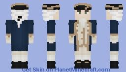 [LOTC] [Commission] Captain? Minecraft Skin