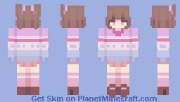harajuku (remake) ♡ Minecraft Skin