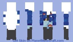 !!WIP!! [Izanami~Line] 𝕭𝖊𝖔𝖜𝖚𝖑𝖋 Minecraft Skin