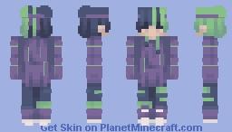 superneon Minecraft Skin