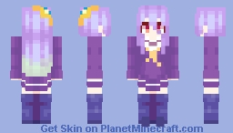 Shiro / No Game No Life but it's a redo of a redo and a contest entry woah