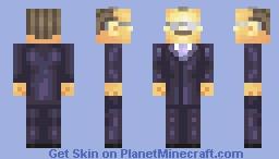 Michinomya Hirohito Minecraft Skin