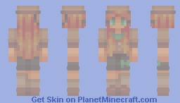 your local safari ranger Minecraft Skin