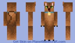 HUNGREE KITTEH Minecraft Skin