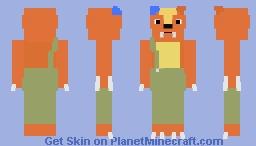 Willy Weasel - willys wonderland Minecraft Skin