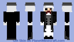 Specemin One - My Original Character! - Please do not use on Replaymc.net, If you wish to reshade this then credit me. :) Minecraft Skin
