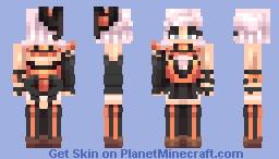 ~✿~ Arena of Valor || Diaochan || Skin Request Minecraft Skin