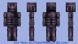 ~✿~ Withered || Skin Gift Minecraft Skin