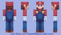 Mario (MMM) Minecraft Skin