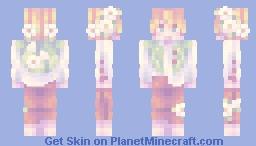 Forest Bunch Minecraft Skin