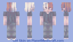 Year Remake - Todoroki Minecraft Skin