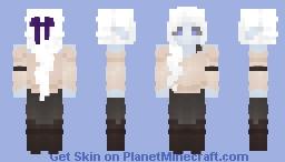 [LoTC] Frosty Commission v2 Minecraft Skin