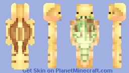 Goliath Gnome-Eating Slug Minecraft Skin
