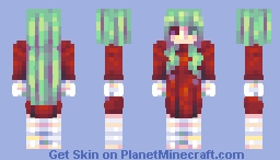 ♫Father!♫ Eto - Tokyo Ghoul Minecraft Skin