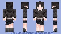 Secretary || A Massivecraft Skin Minecraft Skin