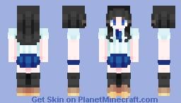 //FELLING KAWAII// REQUEST Minecraft Skin
