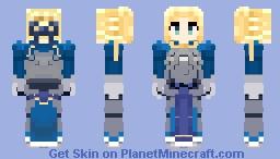 Fate/stay night - Saber Minecraft Skin