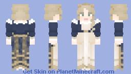 [LoTC] Eloise's new fit Minecraft Skin