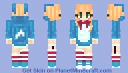 //Its Bonnie// Minecraft Skin