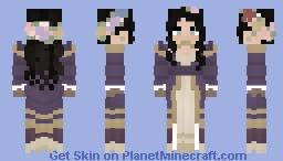 [LoTC] Yasmina purple Minecraft Skin