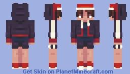(ᖇᗩᘉᕲᗩᘻᑘᖴᑘ~ᖻūᖇī)//CONIDAE PERSONA OR OC// Minecraft Skin