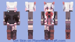 Envy Revolution Minecraft Skin