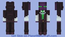 //Ted The Merchant Endarman// (OC) Minecraft Skin