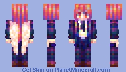 Back From Hiatus Minecraft Skin