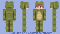 //Vonk is in a dog onesie//FS//+BASE// Minecraft Skin