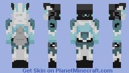 Finally made it Minecraft Skin