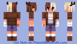 Felidae Minecraft Skin