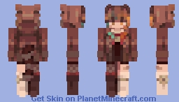 Tanuki // Commissions are OPEN! Minecraft Skin