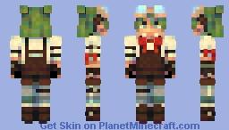 Observe Minecraft Skin