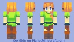 Moog City Minecraft Skin