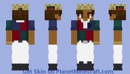 Gucci Rich Cap skin Minecraft Skin